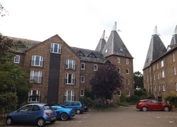 Thumbnail 2 bed flat for sale in The Maltings, Carpenters Lane, Hadlow, Kent