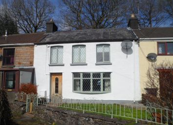 Thumbnail 3 bed terraced house to rent in Ystradgynlais, Swansea