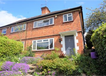 Thumbnail 3 bedroom semi-detached house for sale in The Chase, Watford