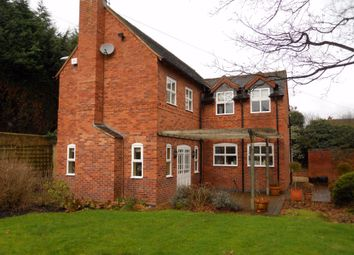 Thumbnail 3 bed detached house to rent in Love Lane, Stockwell End, Wolverhampton