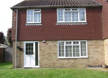 Thumbnail 3 bed semi-detached house to rent in Badshot Park, Badshot Lea, Badshot Lea, Farnham, Surrey