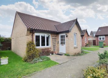 Thumbnail 2 bed bungalow for sale in Merchant Way, Hellesdon, Norwich