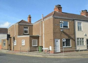 Thumbnail 1 bed flat for sale in Ladysmith Road, Grimsby