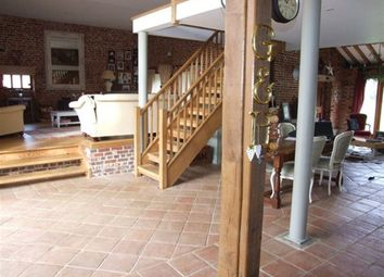 Thumbnail 4 bed barn conversion to rent in Snetterton, Norwich