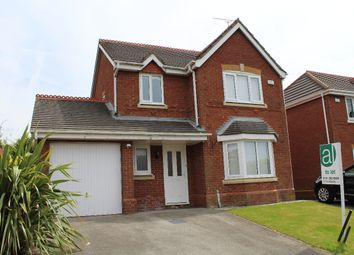 Thumbnail 3 bed detached house to rent in Kensington Drive, Prescot