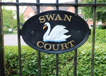Thumbnail 1 bed flat for sale in Swan Court, Banbury Road, Stratford Upon Avon