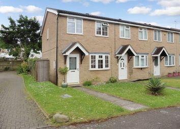 Thumbnail 2 bedroom end terrace house for sale in Longbrooke, Houghton Regis, Dunstable