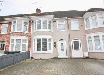 Thumbnail 3 bed terraced house for sale in Ashington Grove, Coventry
