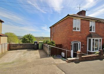 Thumbnail 3 bedroom end terrace house for sale in Queens Road, Upper Knowle, Bristol