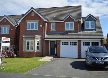 Thumbnail 4 bedroom detached house to rent in Hogarth Drive, Prenton