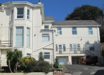 Thumbnail 1 bedroom flat for sale in Flat 4, 23 Thurlow Road, Torquay
