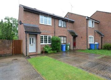 Thumbnail 2 bed end terrace house for sale in Cross Gates Close, Bracknell, Berkshire