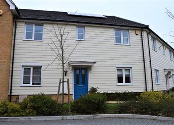 Thumbnail 3 bed terraced house for sale in Oldmead Close, Romford
