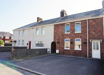 Thumbnail 4 bed terraced house for sale in Heol Fain, Sarn, Bridgend, Bridgend County.