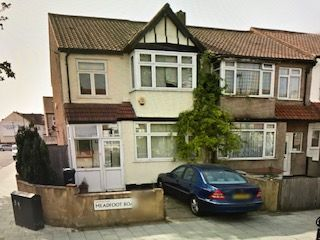 Thumbnail 3 bed end terrace house for sale in 1 Meadfoot Road, London