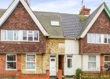Thumbnail 3 bed terraced house for sale in Gladstone Street, Market Harborough
