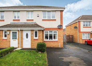 Thumbnail 3 bed semi-detached house for sale in Arrol Wynd, Glasgow