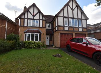 Thumbnail 4 bedroom detached house to rent in Geoffrey Chaucer Walk, Droitwich