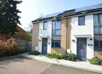 Thumbnail 3 bedroom end terrace house for sale in Pepper Alley House, Roe Green Lane, Hatfield, Hertfordshire