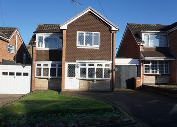Thumbnail 3 bed link-detached house for sale in Elmstead Close, Walsall