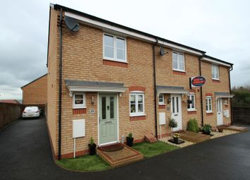 Thumbnail 2 bed property for sale in Canary Grove, Wolstanton, Newcastle-Under-Lyme