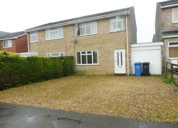 Thumbnail 3 bed semi-detached house for sale in Upper Dane, Desborough, Kettering