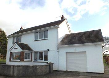 Thumbnail 3 bed detached house for sale in Summerton Cottage, Sageston, Tenby, Pembrokeshire