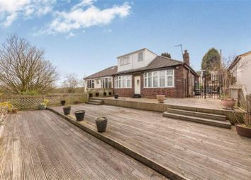 Thumbnail 2 bedroom semi-detached bungalow for sale in Lumns Lane, Clifton, Manchester