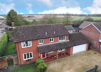 Thumbnail 4 bed detached house for sale in Helmingham Road, Otley, Ipswich