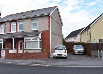 Thumbnail 3 bedroom semi-detached house for sale in Bonllwyn, Ammanford