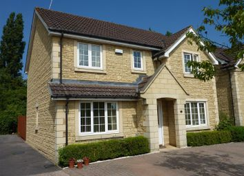 Thumbnail 4 bed detached house for sale in Home Mead, Corsham