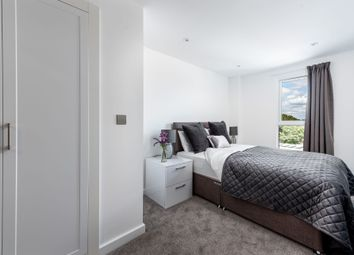 Thumbnail 2 bed flat to rent in 41-43 Dudley Street, Luton