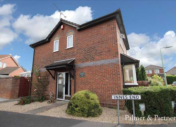 Thumbnail 3 bed detached house for sale in Innes End, Ipswich