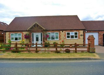 Thumbnail 2 bed detached bungalow for sale in Swinstead Road, Corby Glen, Lincolnshire