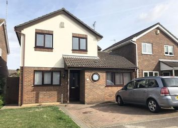 Thumbnail 4 bed detached house for sale in Provence Road, Stukeley Meadows, Huntingdon, Cambs