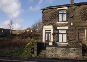 Thumbnail 2 bed end terrace house to rent in Greaves Street, Mossley, Ashton-Under-Lyne