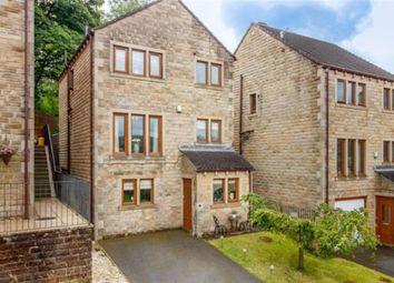 Thumbnail 5 bedroom detached house for sale in Deer Hill Drive, Marsden, Huddersfield