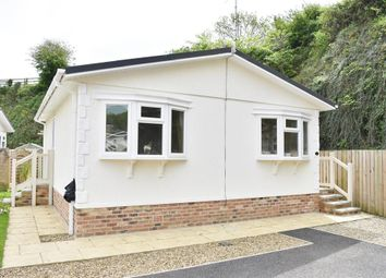 Thumbnail 2 bed mobile/park home for sale in Aldermans Meadow, Quarry Moor, Ripon