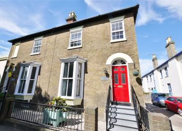 Thumbnail 1 bed flat for sale in Bansons Court, High Street, Ongar, Essex