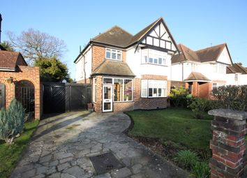 3 bed detached house for sale in Wood Ride, Petts Wood, Orpington BR5