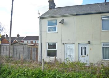 Thumbnail 2 bed end terrace house to rent in Margaret Street, Felixstowe