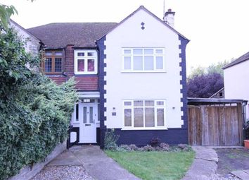 Thumbnail 3 bed semi-detached house to rent in Runwell Road, Wickford, Essex