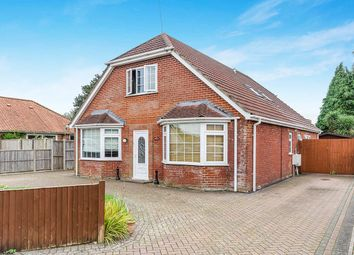 Thumbnail 5 bed detached house for sale in The Warrens Larch Avenue, Holbury, Southampton