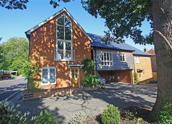 Thumbnail 2 bed town house for sale in Heathcote Mews, St Thomas Park, Lymington, Hampshire