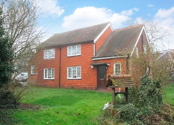 Thumbnail 5 bed cottage for sale in Howfield Lane, Chartham Hatch, Canterbury