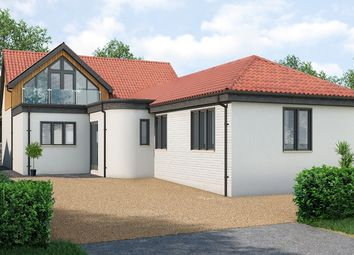 Thumbnail 4 bed detached house for sale in Wells Road, Walsingham, Norfolk.