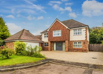 Thumbnail 6 bed detached house for sale in Badgers Lane, Warlingham