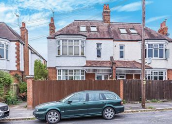 Thumbnail 3 bed semi-detached house for sale in Laurel Road, Raynes Park