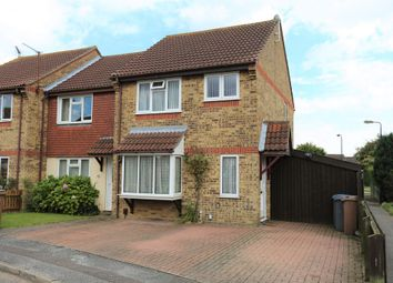 Thumbnail 3 bedroom end terrace house for sale in William Booth Way, Felixstowe