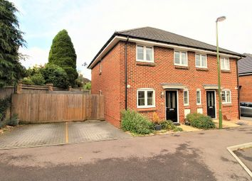 Thumbnail 2 bed semi-detached house for sale in Bramble Way, Crawley Down, Crawley, West Sussex.